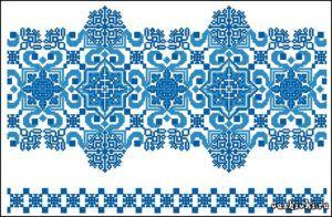 орнамент вишиванки