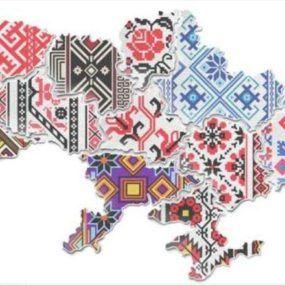 орнамент вышиванки